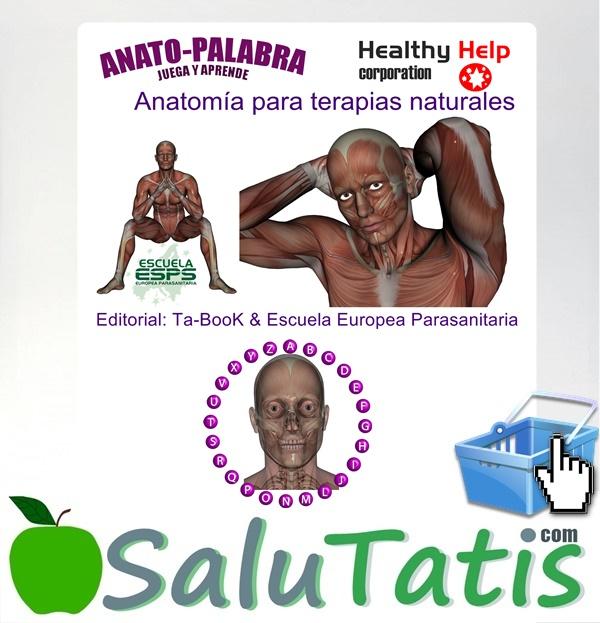 Anato-Palabra juego virtual de anatomía – Salutatis Tienda de salud ...
